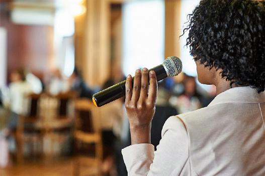 Female-speaker